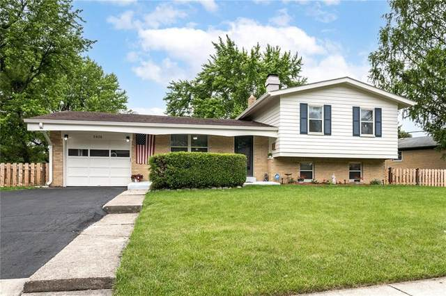5939 Hollister Drive, Speedway, IN 46224 (MLS #21790892) :: Mike Price Realty Team - RE/MAX Centerstone