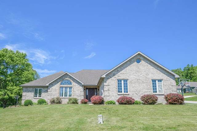 550 W Ryans Run, Spencer, IN 47460 (MLS #21790895) :: Mike Price Realty Team - RE/MAX Centerstone