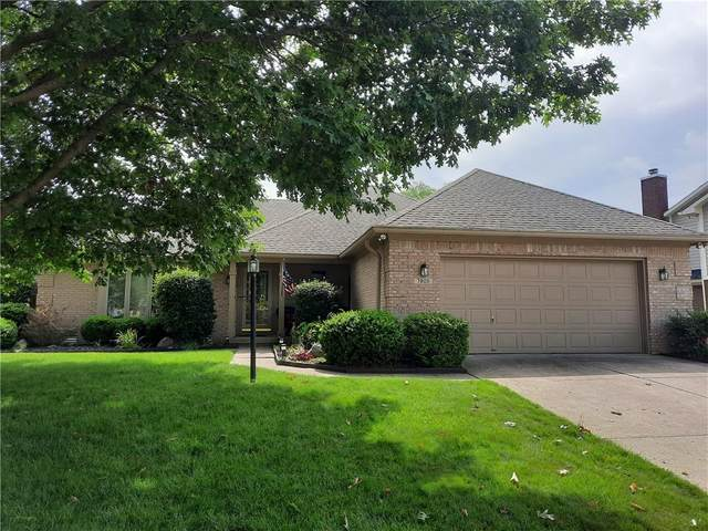 7808 Santolina Drive, Indianapolis, IN 46237 (MLS #21790901) :: Ferris Property Group