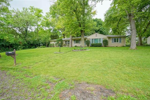 5648 Rolling Ridge Road, Indianapolis, IN 46220 (MLS #21790907) :: Ferris Property Group
