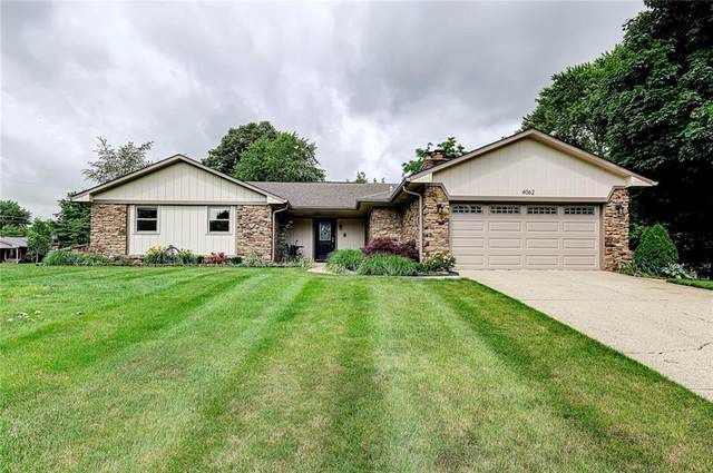 4062 Restin Court, Greenwood, IN 46142 (MLS #21790929) :: Mike Price Realty Team - RE/MAX Centerstone