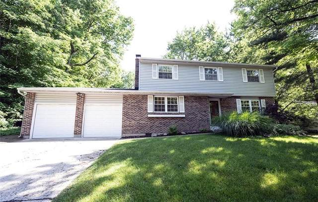 9153 Budd Run Drive, Indianapolis, IN 46250 (MLS #21790939) :: Mike Price Realty Team - RE/MAX Centerstone