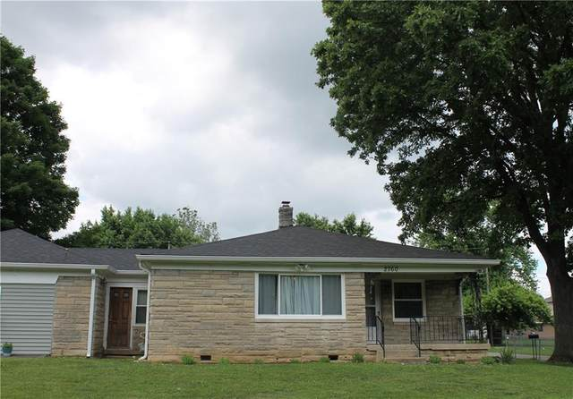 2760 E Southern Avenue, Indianapolis, IN 46203 (MLS #21790956) :: Mike Price Realty Team - RE/MAX Centerstone