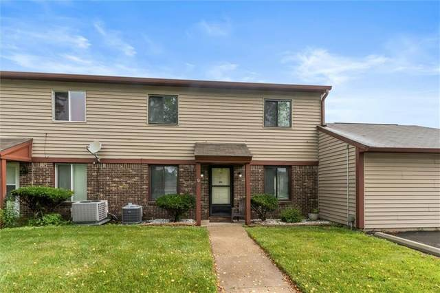 6020 Wingedfoot Court #6020, Indianapolis, IN 46254 (MLS #21790966) :: Dean Wagner Realtors