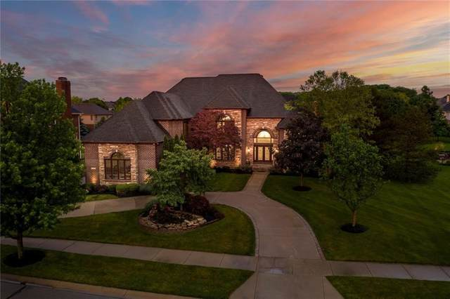 12307 Sanderling Trace, Fishers, IN 46037 (MLS #21790974) :: RE/MAX Legacy