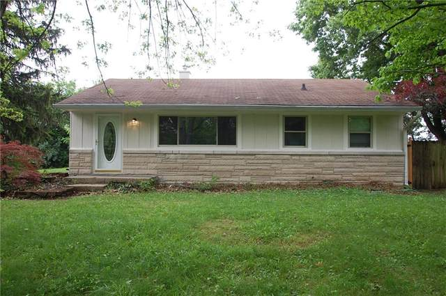 7113 E 33rd Street, Indianapolis, IN 46226 (MLS #21790975) :: Mike Price Realty Team - RE/MAX Centerstone