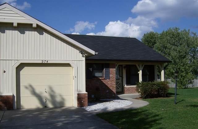 974 Red Maple Court, Greenwood, IN 46143 (MLS #21790988) :: Keller & Corbett Real Estate
