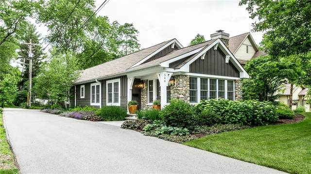 540 W Hawthorne Street, Zionsville, IN 46077 (MLS #21791003) :: The Indy Property Source