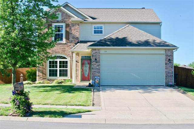 114 Lee Court, New Whiteland, IN 46184 (MLS #21791006) :: The Indy Property Source