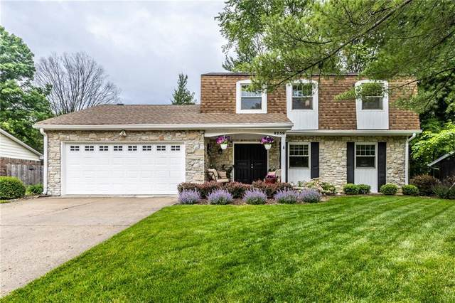 8239 Northbrook Court, Indianapolis, IN 46260 (MLS #21791014) :: RE/MAX Legacy