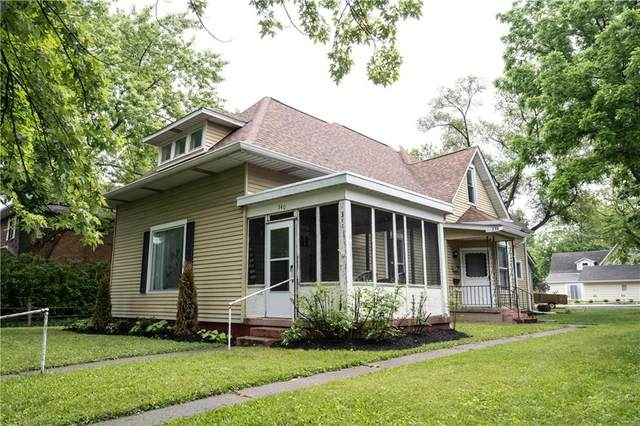 338 N 10th Street, Noblesville, IN 46060 (MLS #21791016) :: RE/MAX Legacy