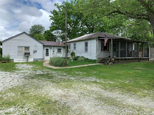 13249 N Paddock Road, Camby, IN 46113 (MLS #21791027) :: The Indy Property Source