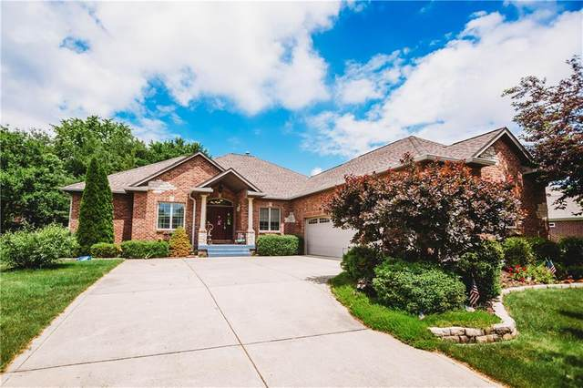 11680 Stoney Moon Drive, Noblesville, IN 46060 (MLS #21791031) :: RE/MAX Legacy