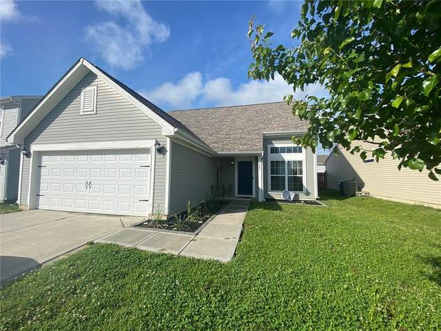 7543 Firecrest Lane, Camby, IN 46113 (MLS #21791036) :: Mike Price Realty Team - RE/MAX Centerstone
