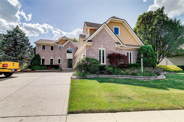 21110 Carrigan Crossing, Noblesville, IN 46062 (MLS #21791038) :: The ORR Home Selling Team