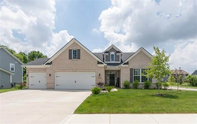 11911 Redpoll Trail, Noblesville, IN 46060 (MLS #21791041) :: The Indy Property Source