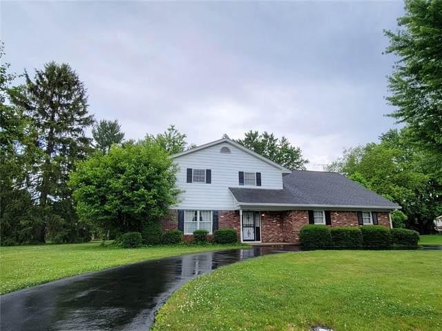 291 E Rivercrest Drive, Rushville, IN 46173 (MLS #21791042) :: Heard Real Estate Team | eXp Realty, LLC