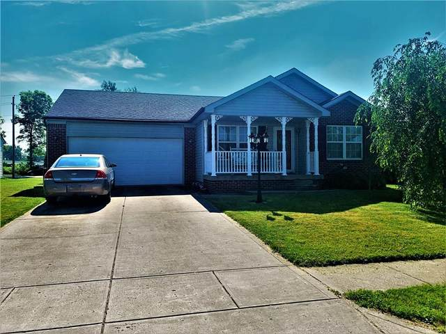 7031 Dewester Drive, Indianapolis, IN 46236 (MLS #21791047) :: Mike Price Realty Team - RE/MAX Centerstone