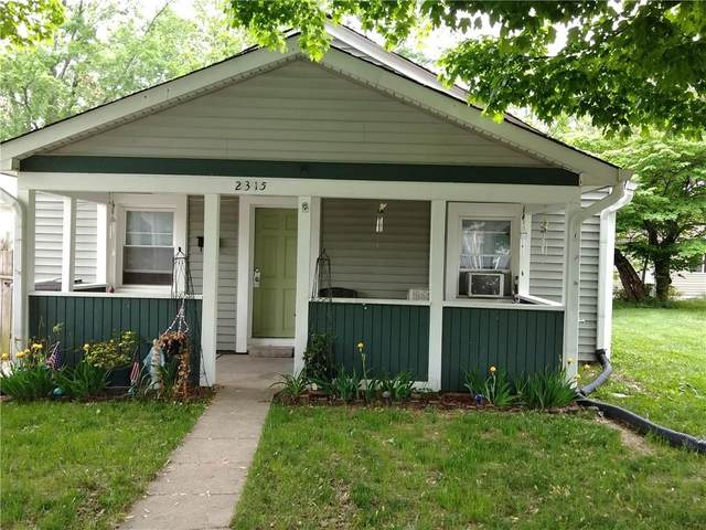 2315 Harlan Street, Indianapolis, IN 46203 (MLS #21791049) :: Mike Price Realty Team - RE/MAX Centerstone