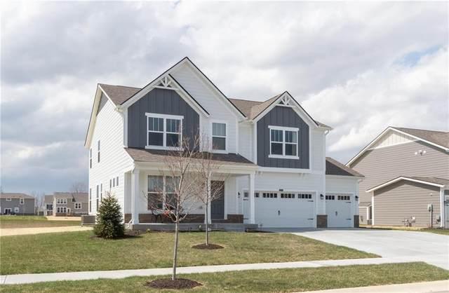 15274 Brownspring Drive, Westfield, IN 46074 (MLS #21791051) :: Richwine Elite Group