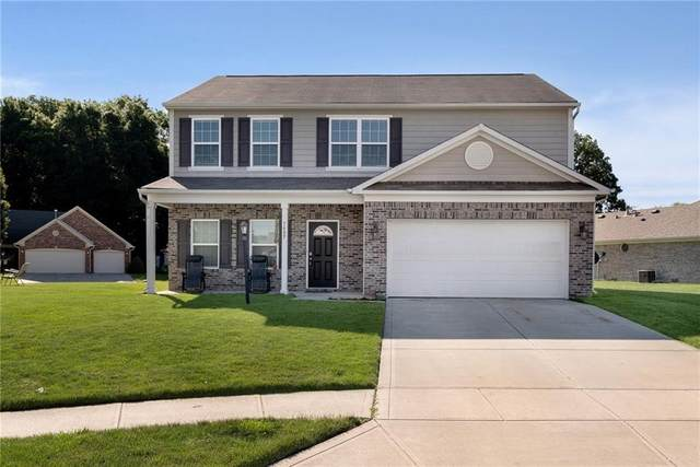 7409 Vintage Circle, Avon, IN 46123 (MLS #21791058) :: Mike Price Realty Team - RE/MAX Centerstone