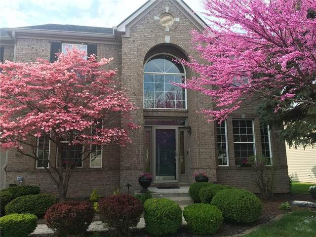 13218 Aquamarine Drive, Carmel, IN 46033 (MLS #21791069) :: Mike Price Realty Team - RE/MAX Centerstone