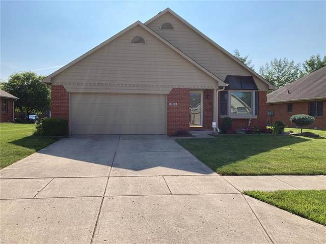 2933 Colony Lake West Drive, Plainfield, IN 46168 (MLS #21791071) :: Anthony Robinson & AMR Real Estate Group LLC