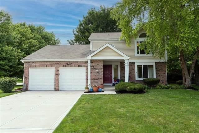 11190 Oldfield Drive, Carmel, IN 46033 (MLS #21791092) :: Ferris Property Group