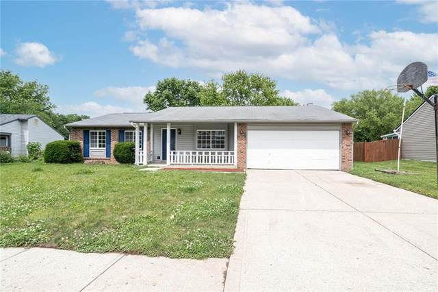 8528 Friendship Lane, Indianapolis, IN 46217 (MLS #21791104) :: Mike Price Realty Team - RE/MAX Centerstone