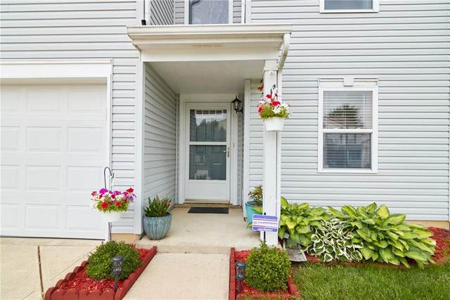 10403 Fairmont Lane, Indianapolis, IN 46234 (MLS #21791110) :: Ferris Property Group