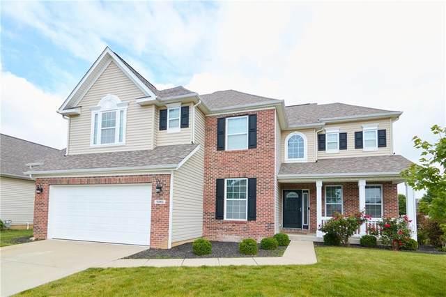 540 Marengo Trail, Westfield, IN 46074 (MLS #21791112) :: Heard Real Estate Team | eXp Realty, LLC