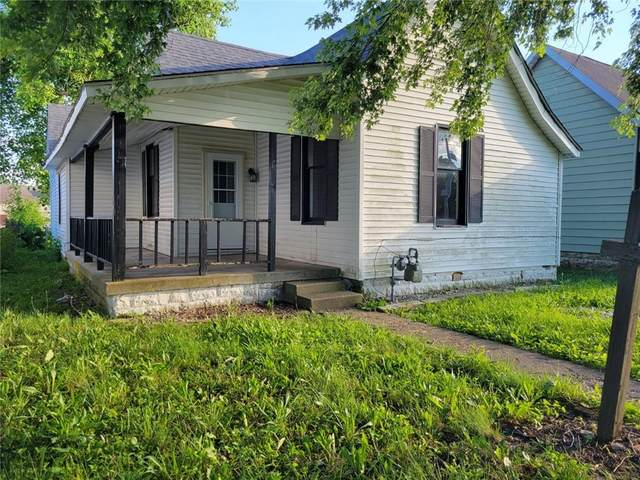 837 W 7TH Street, Rushville, IN 46173 (MLS #21791120) :: Mike Price Realty Team - RE/MAX Centerstone