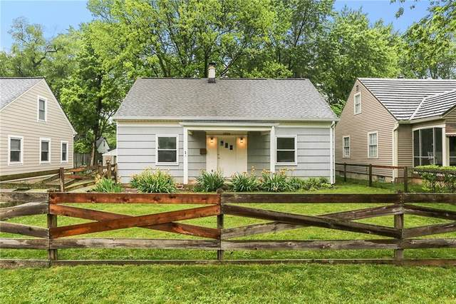 5824 Crittenden Avenue, Indianapolis, IN 46220 (MLS #21791127) :: AR/haus Group Realty