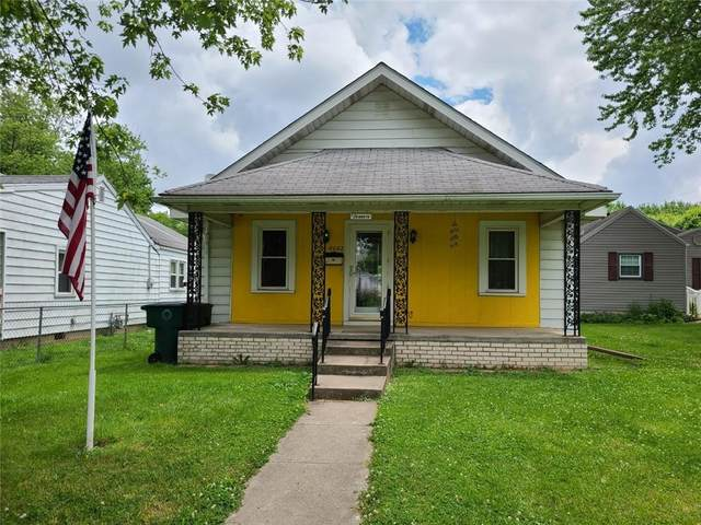 2022 S Rosemont Avenue, Muncie, IN 47302 (MLS #21791128) :: Anthony Robinson & AMR Real Estate Group LLC