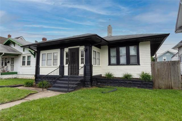 315 W 39th Street, Indianapolis, IN 46208 (MLS #21791151) :: Richwine Elite Group