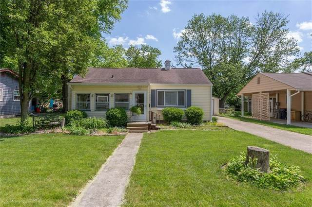 1501 Field Drive, Noblesville, IN 46060 (MLS #21791153) :: Mike Price Realty Team - RE/MAX Centerstone