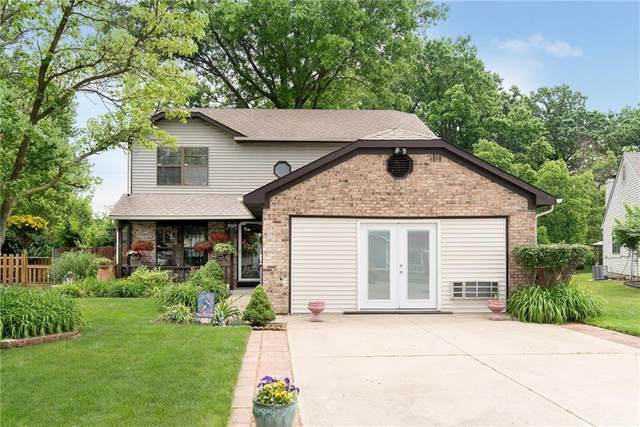 9729 English Oak Place, Indianapolis, IN 46235 (MLS #21791163) :: Mike Price Realty Team - RE/MAX Centerstone