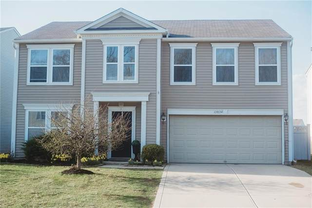 12824 131st Street E, Fishers, IN 46037 (MLS #21791165) :: The Evelo Team