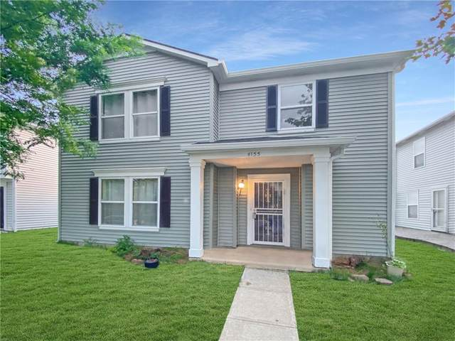 4155 Winding Park Drive, Indianapolis, IN 46235 (MLS #21791173) :: Mike Price Realty Team - RE/MAX Centerstone