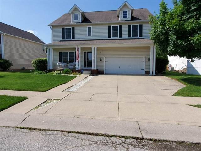6581 E Daisy Hill Court, Camby, IN 46113 (MLS #21791197) :: Mike Price Realty Team - RE/MAX Centerstone