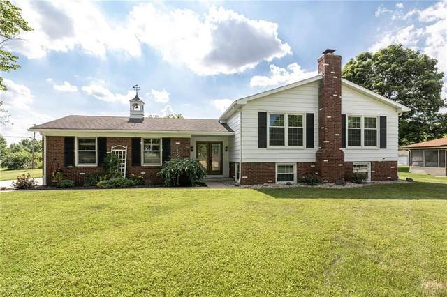 5104 W Hickory Lane, Anderson, IN 46011 (MLS #21791200) :: Mike Price Realty Team - RE/MAX Centerstone