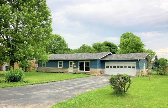 3903 N 150 W, Columbus, IN 47201 (MLS #21791205) :: Mike Price Realty Team - RE/MAX Centerstone