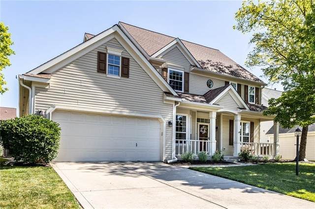 10659 Blackthorn Court, Fishers, IN 46038 (MLS #21791212) :: Pennington Realty Team