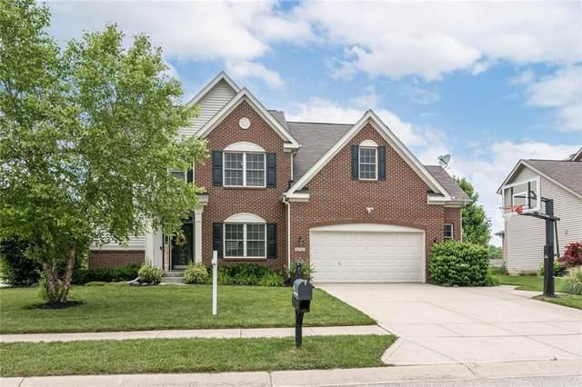 8543 Lockerbie Drive, Brownsburg, IN 46112 (MLS #21791214) :: Heard Real Estate Team | eXp Realty, LLC