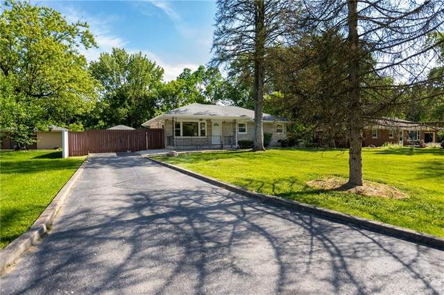 2511 Endsley Drive, Indianapolis, IN 46227 (MLS #21791218) :: Anthony Robinson & AMR Real Estate Group LLC