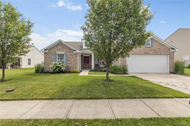 5801 Grassy Bank Drive, Indianapolis, IN 46237 (MLS #21791223) :: Mike Price Realty Team - RE/MAX Centerstone