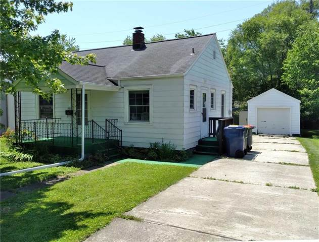1111 Fairfax Street, Anderson, IN 46012 (MLS #21791225) :: The Evelo Team