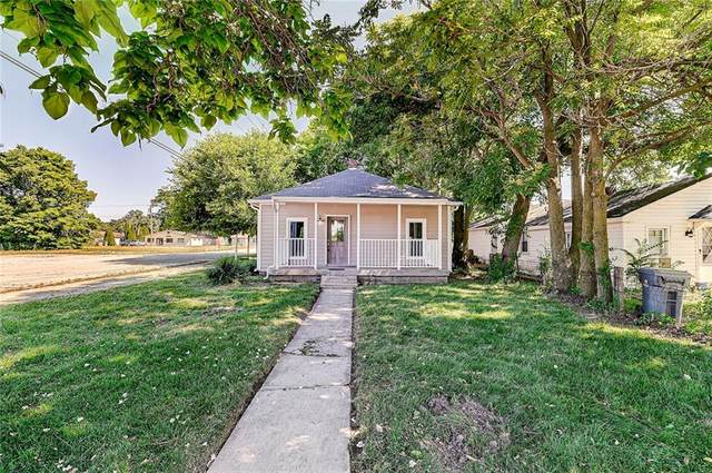 1804 Division Street, Noblesville, IN 46060 (MLS #21791228) :: The ORR Home Selling Team