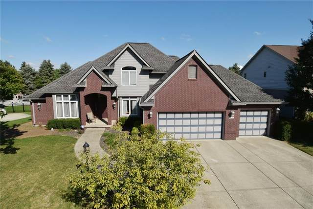 7622 Peach Blossom Place, Indianapolis, IN 46254 (MLS #21791248) :: Dean Wagner Realtors