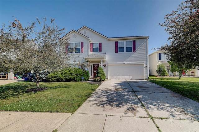 9228 W Reflection Court, Pendleton, IN 46064 (MLS #21791254) :: Mike Price Realty Team - RE/MAX Centerstone